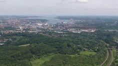 4K HD - 360° Grad - Germany - Stadt Kiel - Dokumentar Panorama - Deutsch...