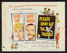 1960 Please dont eat the daisies