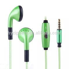 Wholesale wired headphone noise cancelling headphones for computer accessories