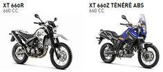 Recall das Yamaha XT 660R e XT 660Z Ténéré 2015