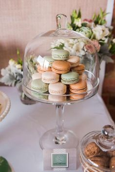 Obsessed with french macaroons! Party via Kara's Party Ideas .com