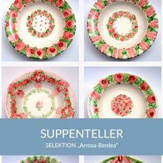 suppenteller_arrosaberdea2_sel Natural Selection, Simple Lines, Tablewares