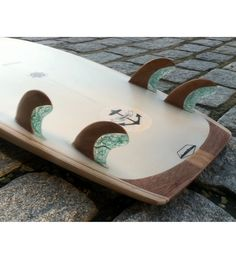 Mini Simms' Quad - Spirare Surfboards