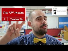 HOW TO MAKE YOUR CLASS MORE FUN (THE J FACTOR) | Teaching Tip - YouTube