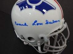 9fd89d49987 WALTER PAYTON AUTOGRAPH FOOTBALL Collectible Memorabilia Signed By HOF  Player