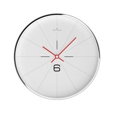 Oliver Hemming wall clock