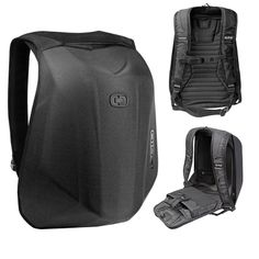 HONDA Ogio No Drag MACH 1 Motorcycle Laptop Backpack Stealth 123008.36