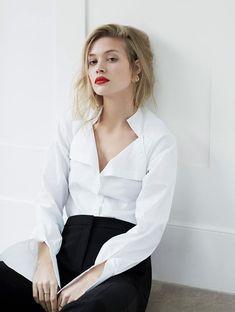 Red Magazine March 2018 Rianne Haspels by Chloe Mallett