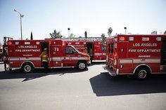 LAFD rescue | LAFD Rescue Ambulances | Flickr - Photo Sharing!