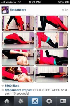 Split Stretches