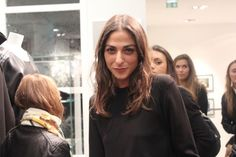 Capucine ... Vogue Fashion Night Out