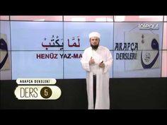 ARAPÇA ÖĞRENİYORUM DERS 5 - YouTube