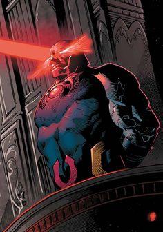 """I am many things, Kal-El - but here, I am God."""