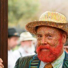 Mardi Gras Costume ~ Van Gogh