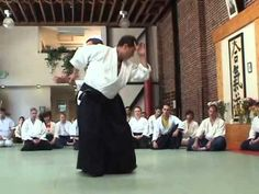 Filmed at annual Suginami Aikikai Seminar in San Francisco California. Posted With Permission. http://www.christiantissier.com/