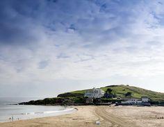 Burgh Island, South Devon, England