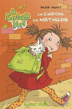 Le chaton de Mathilde | Rageot.fr