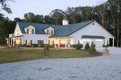 Morton Buildings home in North Carolina