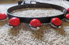 Pokemon Belt