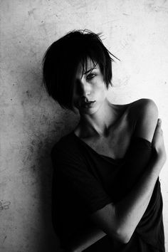 / The Long & Short of It on Pinterest | Bobs, Short Bobs and Haircuts