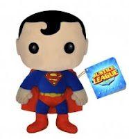 Justice League Plush Doll (Superman)