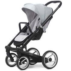 Mutsy iGO Gestell Schwarz Farbe Lite Silver   online kaufen bei kids-comfort.de  #mutsy #igo #mutsyigo #pram #stroller #kinderwagen #sportwagen #kidscomfort