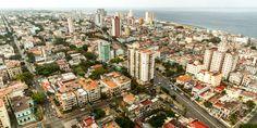 Eine Rundfahrt duch Havanna