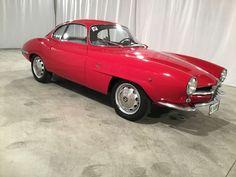 Alfa Romeo - Giulietta Sprint Speciale 1.3 uit 1962