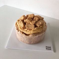 Find images and videos about food, delicious and minimal on We Heart It - the app to get lost in what you love. Food T, Good Food, Food And Drink, Yummy Food, Dessert Drinks, Dessert Recipes, Desserts, Kawaii Cooking, Cafe Food