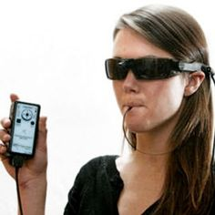 """Tasting the Light: Device Lets the Blind """"See"""" with Their Tongues - Scientific American"""