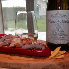 May 1, 2016 - Mastronardi Estate Winery 2013 Chardonnay with Refried Bean Boblanos with Cheese.  Some like it Hot!          How do you chill?  Try on Mastronardi's Chardonnay and our inspired chili peppers to relax & wine!  - See more at: http://www.essexcountywineries.ca/wines/2016/20160501.htm#sthash.Ff7CcaKy.dpuf