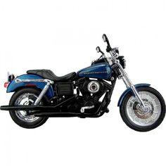 Moto Miniatura Harley Davidson Dyna Super Glide 1:12 Maisto - Sons of Anarchy