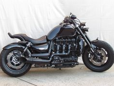 Triumph Rocket 3... This is very very nice.