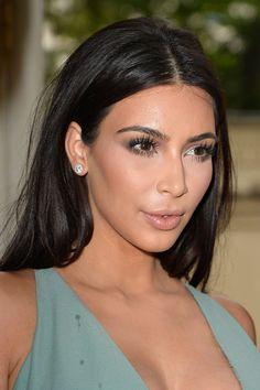 Kim Kardashian - Valentino Fall 2014 Couture Front Row