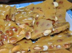 Peanut Brittle (EASY - Microwave)