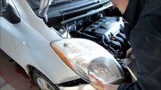 Change Light Bulb Car Headlight
