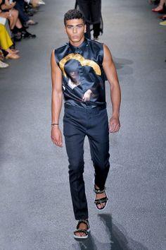 Givenchy MEN | Paris | Verão 2013 RTW