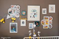 La chambre bébé de Lucas