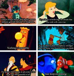 Inspiring Disney Quotes