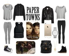 """""""Paper towns outfits"""" by dalia-doris on Polyvore"""