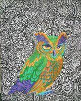 owl by ~egovsego on deviantART