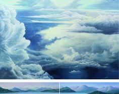 Olga Tobreluts, Landscapes of Heaven, 1991