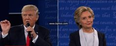 Trump, Clinton wage scorched-earth debate http://www.biphoo.com/politics/politics/trump-clinton-wage-scorched-earth-debate