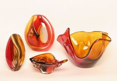 Glaskunst; atelier Nestor
