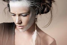 White Dust | Makeup