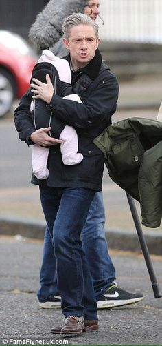 Set - Martin 26th April 2016<-- Martin looking like he owns the place whilst carrying that baby with styyyyyle