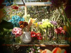 Recommended flower shops
