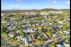 After nearly 10 years of successfully selling properties in Brisbane South, the Mark Ward Property team established a community-minded business in the heart of Salisbury in December Double Garage Door, Orange Grove, Character Home, Large Homes, 10 Years, The Hamptons, Dolores Park, Travel, Big Houses