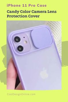 Looking for a new iPhone 11 Pro case? Finding iPhone 11 Pro case aesthetic? Browse new iPhone 11 Pro case cute? Finding an iPhone 11 Pro case glitter? Browse through our various collections and choose your favorite today! We provide worldwide shipping all of the orders! #iphonecase #caseiphone #casesiphone #caseforiphone #caseiphone11pro Iphone 11 Pro Case, New Iphone, Iphone Cases, Purple Candy, Smart Design, Candy Colors, Camera Lens, Glitter, Colors