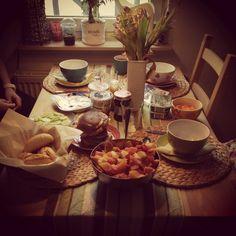01.05.14 - den ersten Mai mit den liebsten Freundinnen bei einem leckeren Frühstück zu beginnen, macht mich glücklich! #100happydays